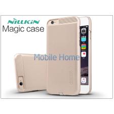 Nillkin Apple iPhone 6 Plus/6S Plus hátlapbeépített Qi adapterrel, vezeték nélküli töltő állomáshoz - Nillkin Magic Case - golden tok és táska