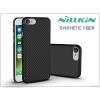 Nillkin Apple iPhone 7 hátlap - Nillkin Synthetic Fiber - fekete