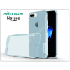 Nillkin Apple iPhone 7 Plus/iPhone 8 Plus szilikon hátlap - Nillkin Nature - kék