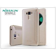 Nillkin Asus Zenfone 3 Laser (ZC551KL) oldalra nyíló flipes tok - Nillkin Sparkle - gold tok és táska