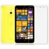Nillkin Crystal fényes kijelző védőfólia törlőkendővel Nokia Lumia 1320-hoz*