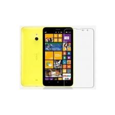 Nillkin Crystal fényes kijelző védőfólia törlőkendővel Nokia Lumia 1320-hoz* mobiltelefon előlap