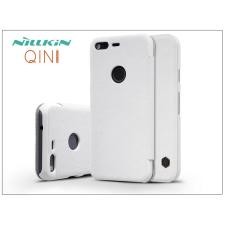 Nillkin Google Pixel XL oldalra nyíló flipes tok - Nillkin Qin - fehér tok és táska