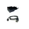Nillkin Hálózati töltő szett, microUSB adatkábel+töltőfej