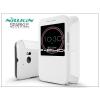 Nillkin HTC 10 oldalra nyíló flipes tok - Nillkin Sparkle - fehér