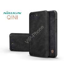 Nillkin Huawei/Honor 10 oldalra nyíló flipes tok - Nillkin Qin - fekete tok és táska