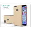 Nillkin Huawei/Honor 9 Lite hátlap képernyővédő fóliával - Nillkin Frosted Shield - gold