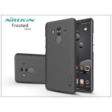 Nillkin Huawei Mate 10 Pro hátlap képernyővédő fóliával - Nillkin Frosted Shield - fekete tok és táska