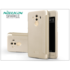 Nillkin Huawei Mate 10 Pro oldalra nyíló flipes tok - Nillkin Sparkle - gold tablet tok