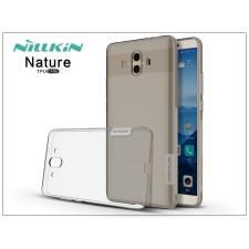 Nillkin Huawei Mate 10 szilikon hátlap - Nillkin Nature - szürke tok és táska