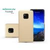Nillkin Huawei Mate 20 Pro hátlap - Nillkin Frosted Shield - gold