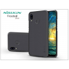 Nillkin Huawei P20 Lite hátlap képernyővédő fóliával - Nillkin Frosted Shield - fekete