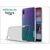 Nillkin Huawei P20 szilikon hátlap - Nillkin Nature - szürke