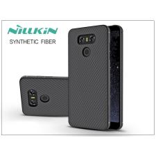Nillkin LG G6 H870 hátlap - Nillkin Synthetic Fiber - fekete tok és táska