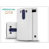 Nillkin LG V10 H960A oldalra nyíló flipes tok - Nillkin Qin - fehér