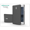Nillkin Nokia 3 hátlap képernyővédő fóliával - Nillkin Frosted Shield - fekete