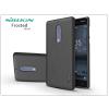 Nillkin Nokia 5 hátlap képernyővédő fóliával - Nillkin Frosted Shield - fekete