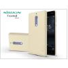 Nillkin Nokia 5 hátlap képernyővédő fóliával - Nillkin Frosted Shield - gold