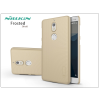Nillkin Nokia 7 hátlap képernyővédő fóliával - Nillkin Frosted Shield - gold
