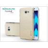 Nillkin Samsung A320F Galaxy A3 (2017) hátlap képernyővédő fóliával - Nillkin Frosted Shield - gold