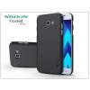 Nillkin Samsung A520F Galaxy A5 (2017) hátlap képernyővédő fóliával - Nillkin Frosted Shield - fekete