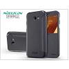 Nillkin Samsung A720F Galaxy A7 (2017) oldalra nyíló flipes tok - Nillkin Sparkle - fekete