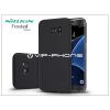 Nillkin Samsung G935F Galaxy S7 Edge hátlap képernyővédő fóliával - Nillkin Frosted Shield - fekete