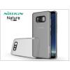 Nillkin Samsung G950F Galaxy S8 szilikon hátlap - Nillkin Nature - szürke