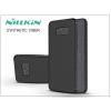 Nillkin Samsung G955F Galaxy S8 Plus hátlap - Nillkin Synthetic Fiber - fekete