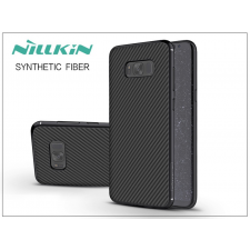 Nillkin Samsung G955F Galaxy S8 Plus hátlap - Nillkin Synthetic Fiber - fekete tok és táska