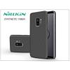 Nillkin Samsung G960F Galaxy S9 hátlap - Nillkin Synthetic Fiber - fekete