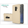 Nillkin Samsung G965F Galaxy S9 Plus hátlap képernyővédő fóliával - Nillkin Frosted Shield - gold