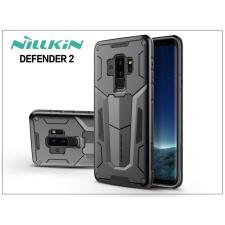 Nillkin Samsung G965F Galaxy S9 Plus ütésálló védőtok - Nillkin Defender 2 - fekete tok és táska