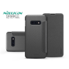 Nillkin Samsung G970U Galaxy S10e oldalra nyíló flipes tok - Nillkin Sparkle - fekete