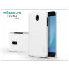 Nillkin Samsung J530F Galaxy J5 (2017) hátlap képernyővédő fóliával - Nillkin Frosted Shield - fehér
