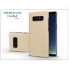 Nillkin Samsung N950F Galaxy Note 8 hátlap képernyővédő fóliával - Nillkin Frosted Shield - gold
