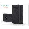 Nillkin Samsung N950F Galaxy Note 8 oldalra nyíló flipes tok - Nillkin Qin - fekete
