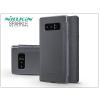 Nillkin Samsung N950F Galaxy Note 8 oldalra nyíló flipes tok - Nillkin Sparkle - fekete