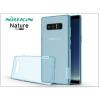 Nillkin Samsung N950F Galaxy Note 8 szilikon hátlap - Nillkin Nature - kék