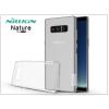 Nillkin Samsung N950F Galaxy Note 8 szilikon hátlap - Nillkin Nature - transparent