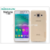 Nillkin Samsung SM-A300F Galaxy A3 szilikon hátlap - Nillkin Nature - barna