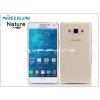 Nillkin Samsung SM-A500F Galaxy A5 szilikon hátlap - Nillkin Nature - barna