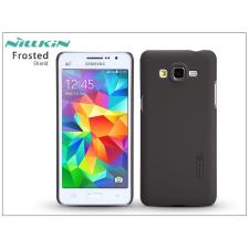Nillkin Samsung SM-G530 Galaxy Grand Prime hátlap képernyővédő fóliával - Nillkin Frosted Shield - barna tok és táska