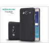 Nillkin Samsung SM-G550 Galaxy On5 hátlap képernyővédő fóliával - Nillkin Frosted Shield - fekete