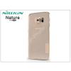 Nillkin Samsung SM-G928 Galaxy S6 Edge+ szilikon hátlap - Nillkin Nature - aranybarna
