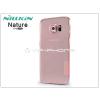 Nillkin Samsung SM-G928 Galaxy S6 Edge+ szilikon hátlap - Nillkin Nature - pink