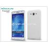 Nillkin Samsung SM-J700F Galaxy J7 hátlap képernyővédő fóliával - Nillkin Frosted Shield - fehér