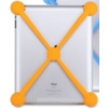 Nillkin Schockproof balls védőgumi Apple iPad Air-hez narancssárga*