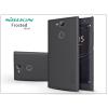 Nillkin Sony Xperia XA2 (H3113/H3123/H3133/H4113/H4133) hátlap képernyővédő fóliával - Nillkin Frosted Shield - fekete
