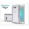 Nillkin Sony Xperia XZ2 Compact (H8314/H8324) szilikon hátlap - Nillkin Nature - transparent